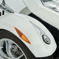 Can-Am Spyder Fender Accent Trim All Spyder Models 2008-up (Discontinued)
