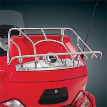 Can-Am Spyder RT Tour Trunk Rack - Installed