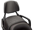 Can-Am F3 Detachable Passenger Backrest