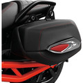 Cross-Country Detachable Saddlebags - Black Spyder F3, F3-S