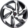 15'' 2014 Can-Am Spyder RS-S Mag Wheels Front Carbon Black 2013+ RT RS ST F3