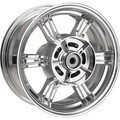 Chrome Rear Wheel All Spyder models 2012 and prior