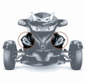 Can-Am Spyder Fog Lights