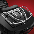 Can-Am Spyder Tour Trunk Rack F3T F3 LTD - Chrome, Installed