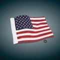 "6"" X 9"" American Flag"