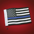 "6"" X 9"" Thin Blue Line Flag"