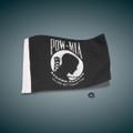 """5 1/2"""" x 8"""" POW / MIA Flag"""