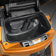 Trunk Organizer for Can-Am Spyder RT - Installed
