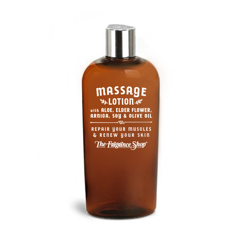 d4d014cd6be Massage Lotion by The Fragrance Shop - Scented With Your Choice Of ...
