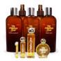 8 Ounce Bath & Body Collection: Body Lotion, Dry Body Oil, Aftershave Balm, Body Spritz, Bath Gel  -  Perfume Oil Sizes: 14-Day Sample, 1/4 Ounce, 1 Ounce, 1/2 Ounce