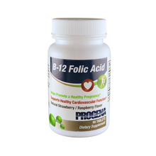 B-12 Folic Acid Sublingual