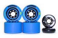 Freebord Da Blues Stone Ground Freeboard Wheel Kit