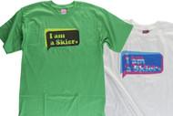 Line Skier Tshirt 2012