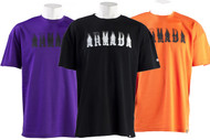 Armada Blazed Tech Tshirt 2012
