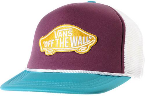 58b7b96823650 Vans Mens Classic Patch Trucker Hat 2013