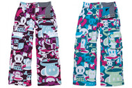 Paul Frank Julius Insulated Illusion Youth Girls Pant 2013
