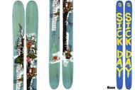 Line Sick Day 125 Skis 2014
