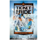 Ticket To Ride Ski DVD/Bluray Combo 2015