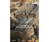 Jeremy Jones Higher Snowboard DVD/Bluray Combo 2015