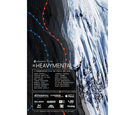 Heavy Mental Snowboard DVD 2015