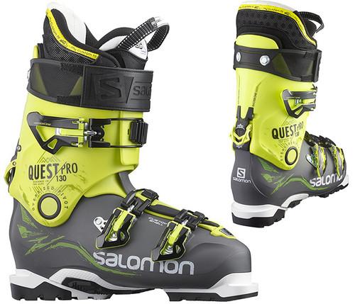 Salomon Quest Pro 130 Ski Boots 2015 3a7c8db439