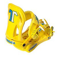 Technine T9 Women's Snowboard Bindings Yellow