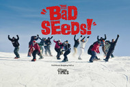 Nitro, The Bad Seeds DVD 2014