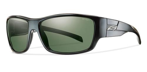 Black w/ Polarized Gray Green