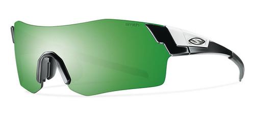 Black w/ Green Sol-X