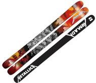Armada Metallica + Invictus 95 Ti Skis 2016