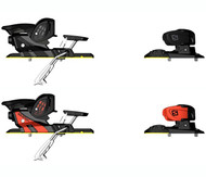 Salomon Warden MNC 13 Ski Bindings 2016