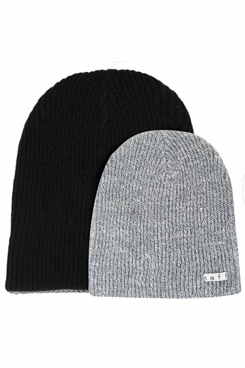 100b0078051 Neff Daily Reversible Beanie 2017 - Getboards Ride Shop