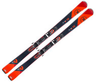 Rossignol Experience 75 Carbon Skis + Look Xpress 10 Ski Bindings 2017