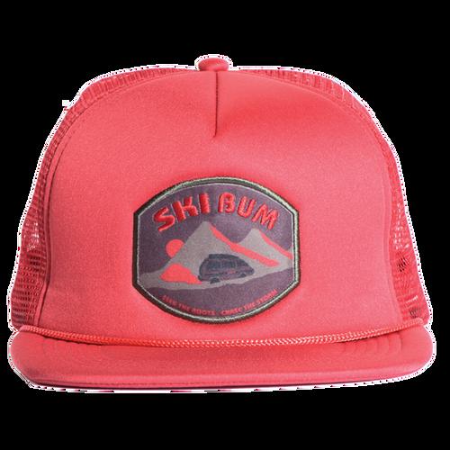 773f8dd285a18 Flylow Ski Bum Trucker Hat 2017 - Getboards Ride Shop