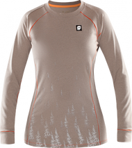Orage Canvas Women's Baselayer Top 2017