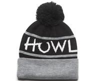Howl Pom Beanie 2017