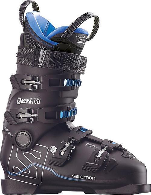 Salomon Quest Pro 110 Green Mens Ski Boots