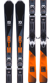 Volkl RTM 76 Elite Skis + vMotion2 Bindings 2018