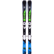 Volkl RTM Jr Skis + vMotion Jr Bindings 2018