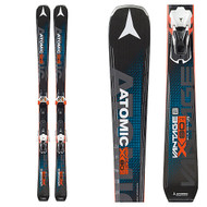 Atomic Vantage X 80 CTI Skis 173cm + Warden 13 Bindings 2018