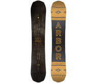 Arbor Element Black Snowboard 2018