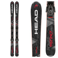 Head Power Instinct Ti Pro Skis with PRD 12 Ski Bindings 2018 170cm