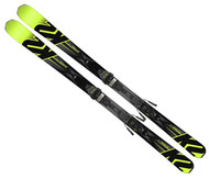 K2 Konic 78 Skis + Marker M3 10 Bindings 2018