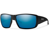 Matte Black/ChromaPop Polarized Blue
