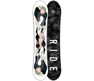Ride Compact Women's Snowboard 2018