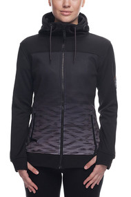 686 Ella Bonded Zip Fleece Women's Hoodie 2019