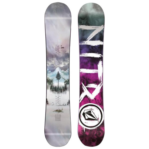 Nitro Beast X Volcom Snowboard 2019