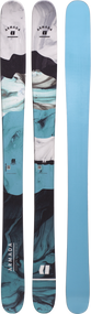 Armada Tantrum Youth Skis + Lithium 10 Bindings 2019