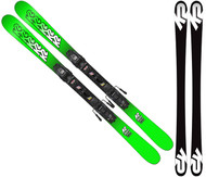 K2 Juvy Kids Skis + Marker FDT 7.0 Bindings 2019