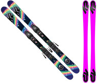 K2 Missy Kids Skis + Marker FDT 7.0 Bindings 2019